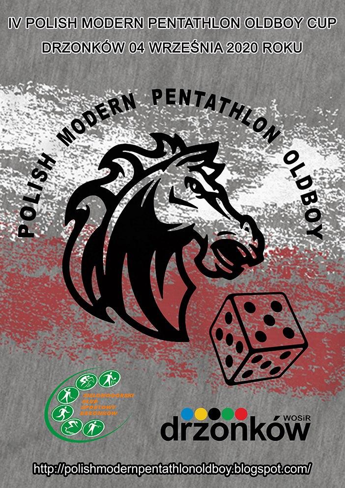 Ilustracja do informacji: IV Modern Pentathlon Oldboy Cup