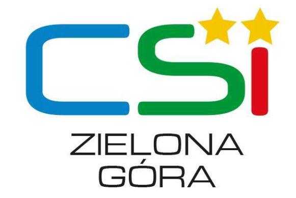 Ilustracja do informacji: ZAWODY CSI2*/YH/J/CH Zielona Góra