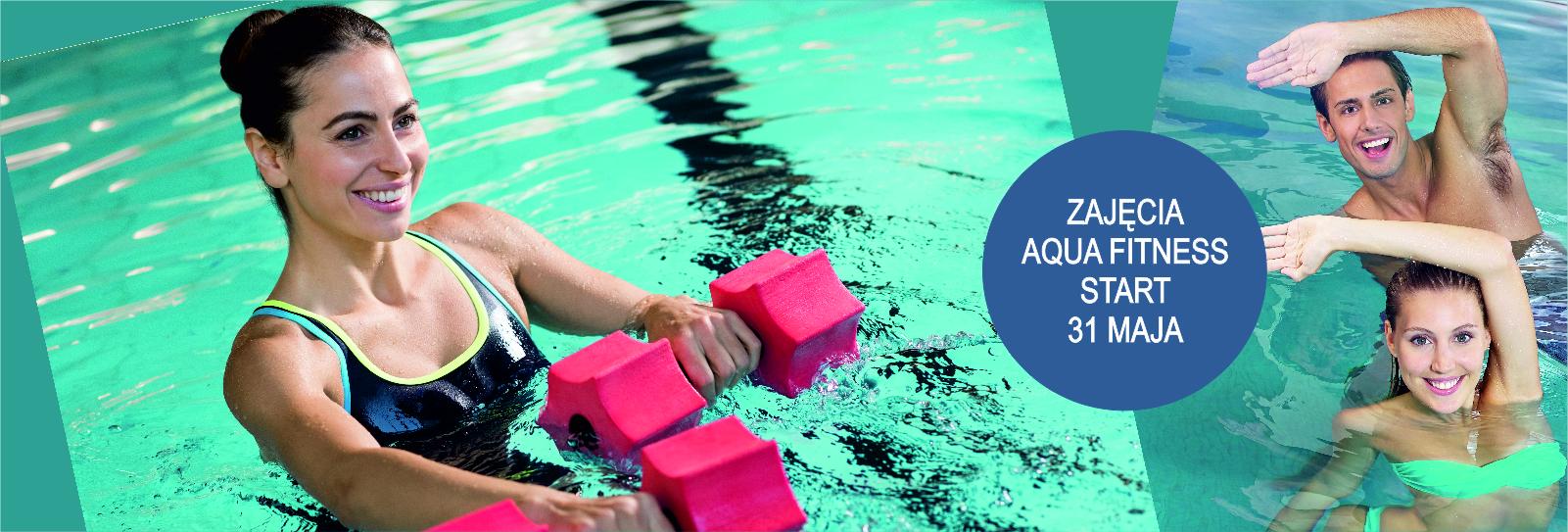 Baner: Fitness w wodzie maj 21