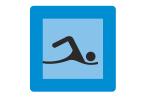 Ilustracja do informacji: Finał Lubuskiej Olimpiady Młodzieży w Pływaniu